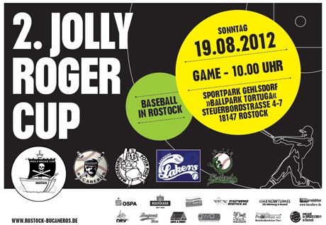 Poor Pigs spielen beim 2. Jolly Roger Cup in Rostock
