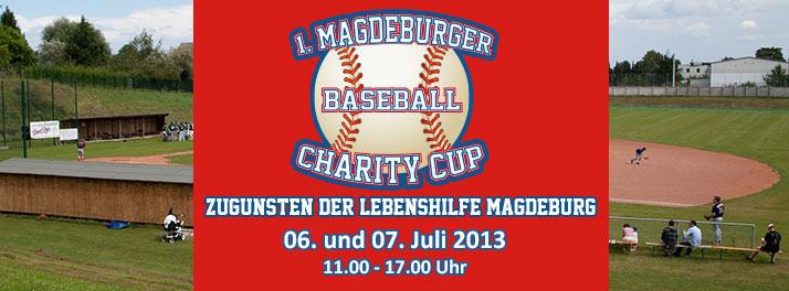1. Magdeburger Baseball Charity Cup