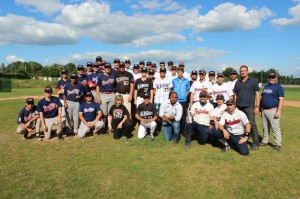 Gruppenfoto 2. Magdeburger Baseball Charity Cup