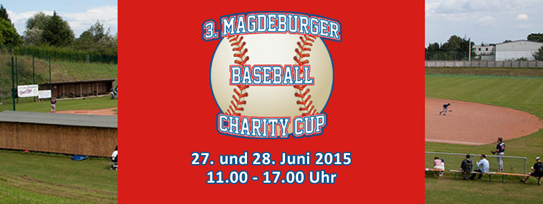 3. Magdeburger Baseball Charity Cup